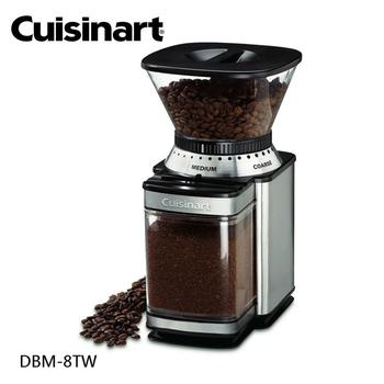 Cuisinart美膳雅 專業咖啡研磨器 DBM-8TW