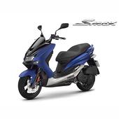 《YAMAHA山葉》SMAX 155 日行燈精裝版- 2018年新車(深藍灰)