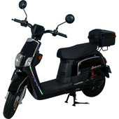 《錡明》EG2-A電動自行車(黑色)