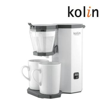 《歌林》雙杯咖啡機 KCO-MN3002