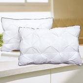 法式手工雲絲枕(1顆)(48x74cm)