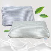 可拆式顆粒碎乳膠枕(2顆)(48x74cm)