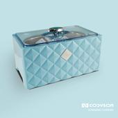 《CODYSON》超音波清洗機_D-3000 藍綠色