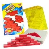 《艾可兒》益智桌遊-瘋狂大挑戰磚牆遊戲