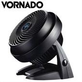 《美國VORNADO》渦流空氣循環機/循環扇 630 (公司貨) 630W/630B (5-8坪)(黑色)