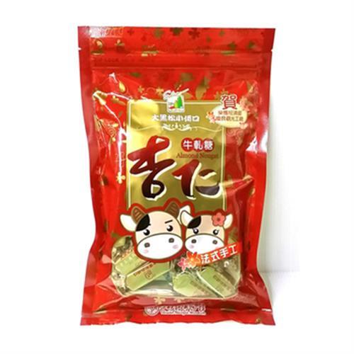大黑松小倆口 杏仁牛軋糖(190g/包)