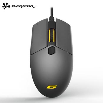 《B.Friend》G2 專業遊戲滑鼠(3360IC)(灰)
