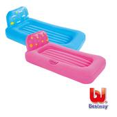 《艾可兒》Bestway。52X30X18星空兒童 充氣床67496(藍色)