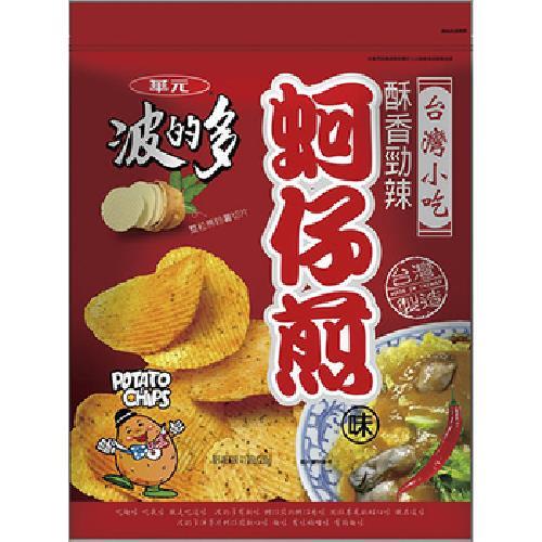 華元 波的多洋芋片 蚵仔煎辣味(315g/包)
