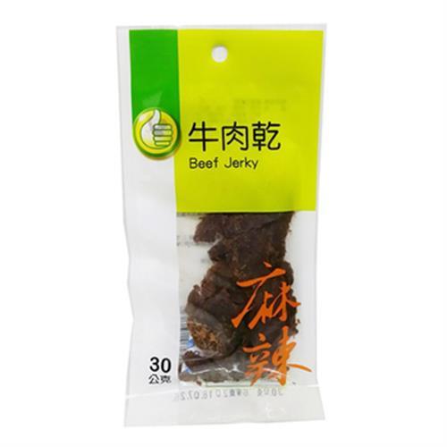 FP 牛肉乾 麻辣(30g)