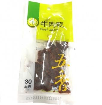 FP 牛肉乾 五香(30g)