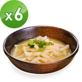 《樂活e棧》低卡蒟蒻麵 義大利麵210g/包+南瓜蘑菇濃湯13g/包(共6份)