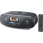 《Panasonic》手提USB/CD收錄音機RX-D55