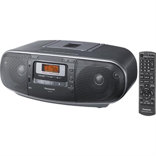 Panasonic 手提USB/CD收錄音機RX-D55