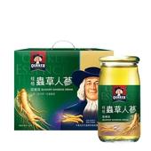 《桂格》冬蟲夏草養氣人蔘滋補液 免運(60ml*16瓶/盒)