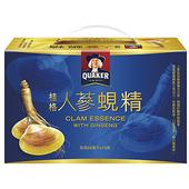 《桂格》人蔘蜆精 免運(68ml*15瓶/盒)