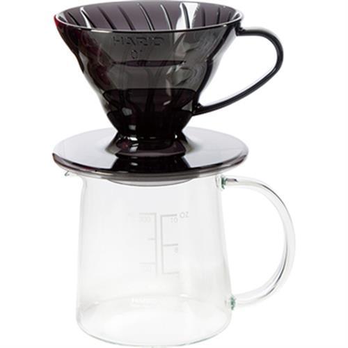 HARIO 濾杯咖啡壺組300ml(ESD-01TB-EX)