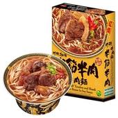 《珍苑》紅燒半筋半肉牛肉麵(530g/盒)