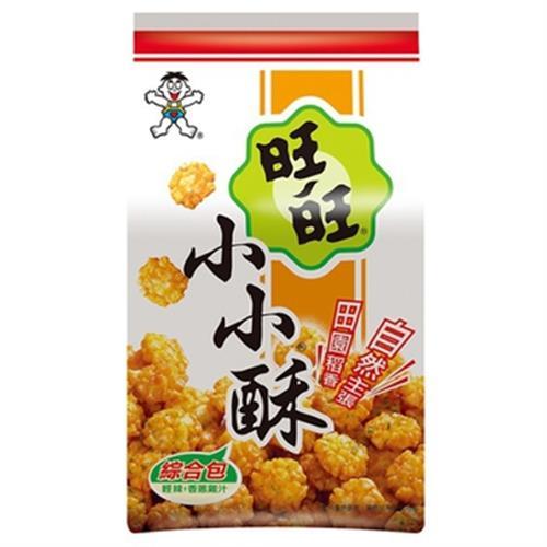 《旺旺》小小酥綜合包(150g)
