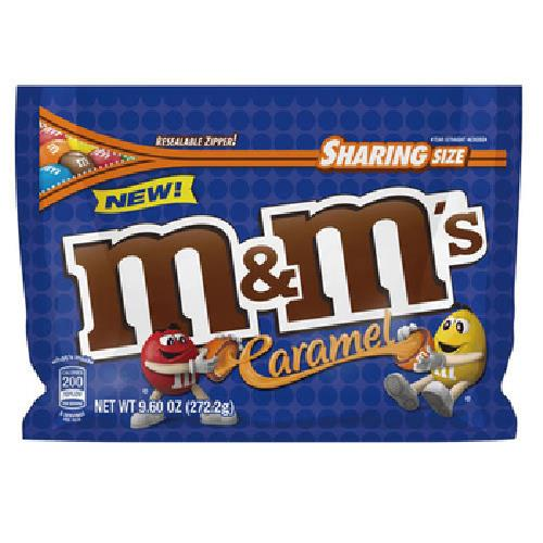 《M&M's》焦糖牛奶巧克力(272.2g)