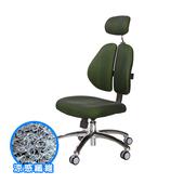 《GXG》涼感纖維 雙背椅 (鋁腳/無扶手) TW-2983LUNHA(請備註顏色)