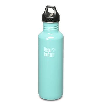 《美國Klean Kanteen》經典不鏽鋼瓶-天空藍(K27CPPL-AS) 27oz/800ml