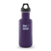 《美國Klean Kanteen》經典不鏽鋼瓶-漿果紫(K18CPPL-BRS) 18oz/532ml