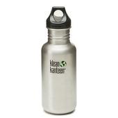 《美國Klean Kanteen》經典不鏽鋼瓶-原色鋼(K18CPPL-BS) 18oz/532ml