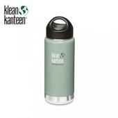 《美國Klean Kanteen》寬口不銹鋼保溫瓶-岩石灰(K16VWSSL-RR) 16oz/473ml