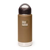 《美國Klean Kanteen》寬口不銹鋼保溫瓶-消光棕(K16VWSSL-CB) 16oz/473ml