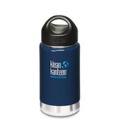 《美國Klean Kanteen》寬口不銹鋼保溫瓶-夜空藍(K12VWSSL-NS) 12oz / 355ml