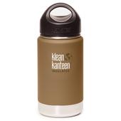 《美國Klean Kanteen》寬口不銹鋼保溫瓶-消光棕(K12VWSSL-CB) 12oz/355ml
