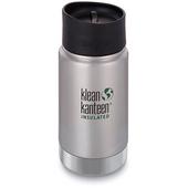《美國 Klean Kanteen》寬口不銹鋼保溫瓶-原色鋼(K12VWPCC-BS) 12oz/355ml