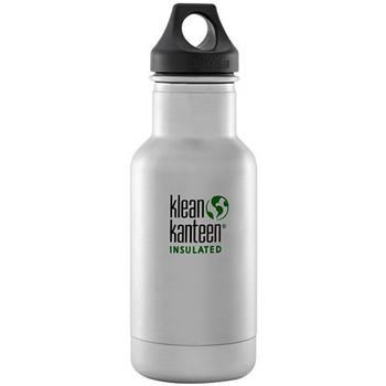 《美國Klean Kanteen》經典保溫瓶 -原色鋼(K12VCPPL-BS) 12oz/355ml