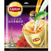 《立頓》絕品醇法式草莓奶茶(15X21g)