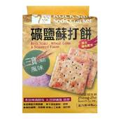 《正哲》礦岩蘇打餅-三寶海苔(380g)