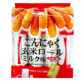 《北田》糙米捲-牛奶(180g)