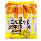 《北田》糙米捲-蛋黃(180g)