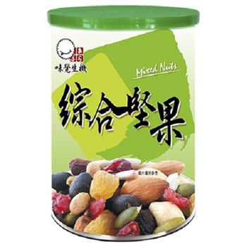 味覺 生機綜合堅果罐(360g/罐)