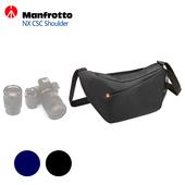 《Manfrotto》開拓者微單眼肩背包 NX Shoulder Bag CSC(太空灰)