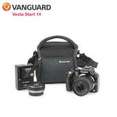 《VANGUARD 精嘉》唯它黑匣 14 攝影側背包 Vesta Start 14