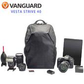 《VANGUARD 精嘉》唯它星圖 40 攝影雙肩包 Vesta Strive 40