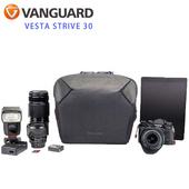 《VANGUARD 精嘉》唯它星圖 30 攝影側背包 Vesta Strive 30