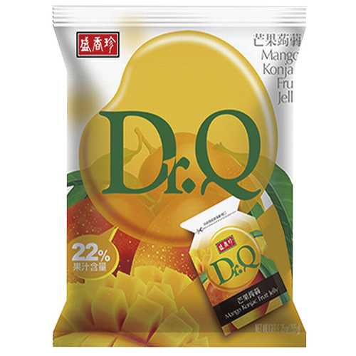 盛香珍 Dr.Q芒果蒟蒻(265g/包)