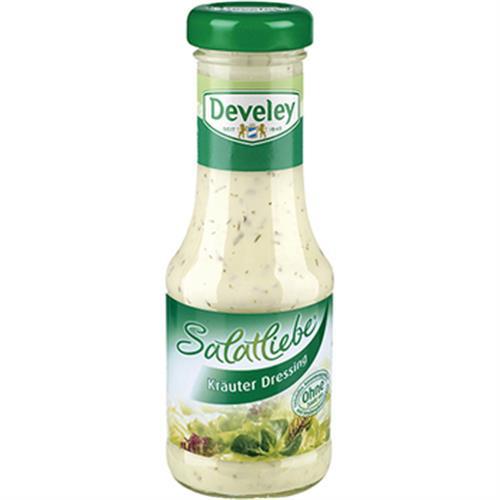 Develey 香草沙拉醬(200ml)