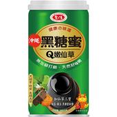《愛之味》黑糖蜜Q嫩仙草(340gx6罐/組)
