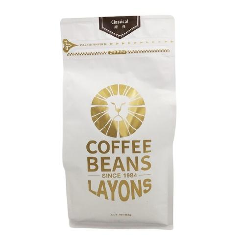 《雷恩獅》經典咖啡豆(一磅-454g/包)