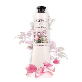 《BALLZA》玫瑰香氛植萃護手霜30ml