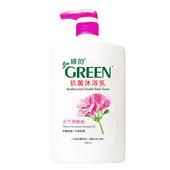 《GREEN綠的》抗菌沐浴乳-天竺葵精油(1000ml)