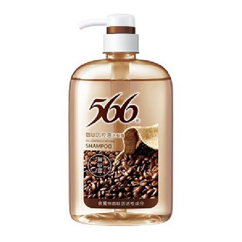 566 無矽靈咖啡因控油洗髮露(800g)